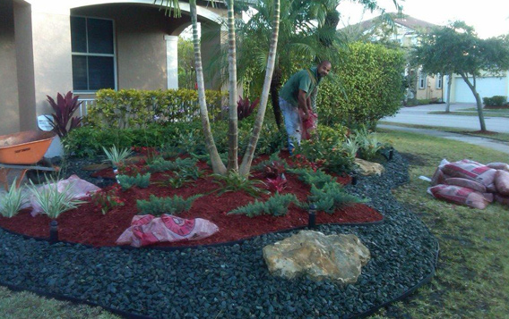 Superbe Garden Landscape Design   Broward, South Florida   Home